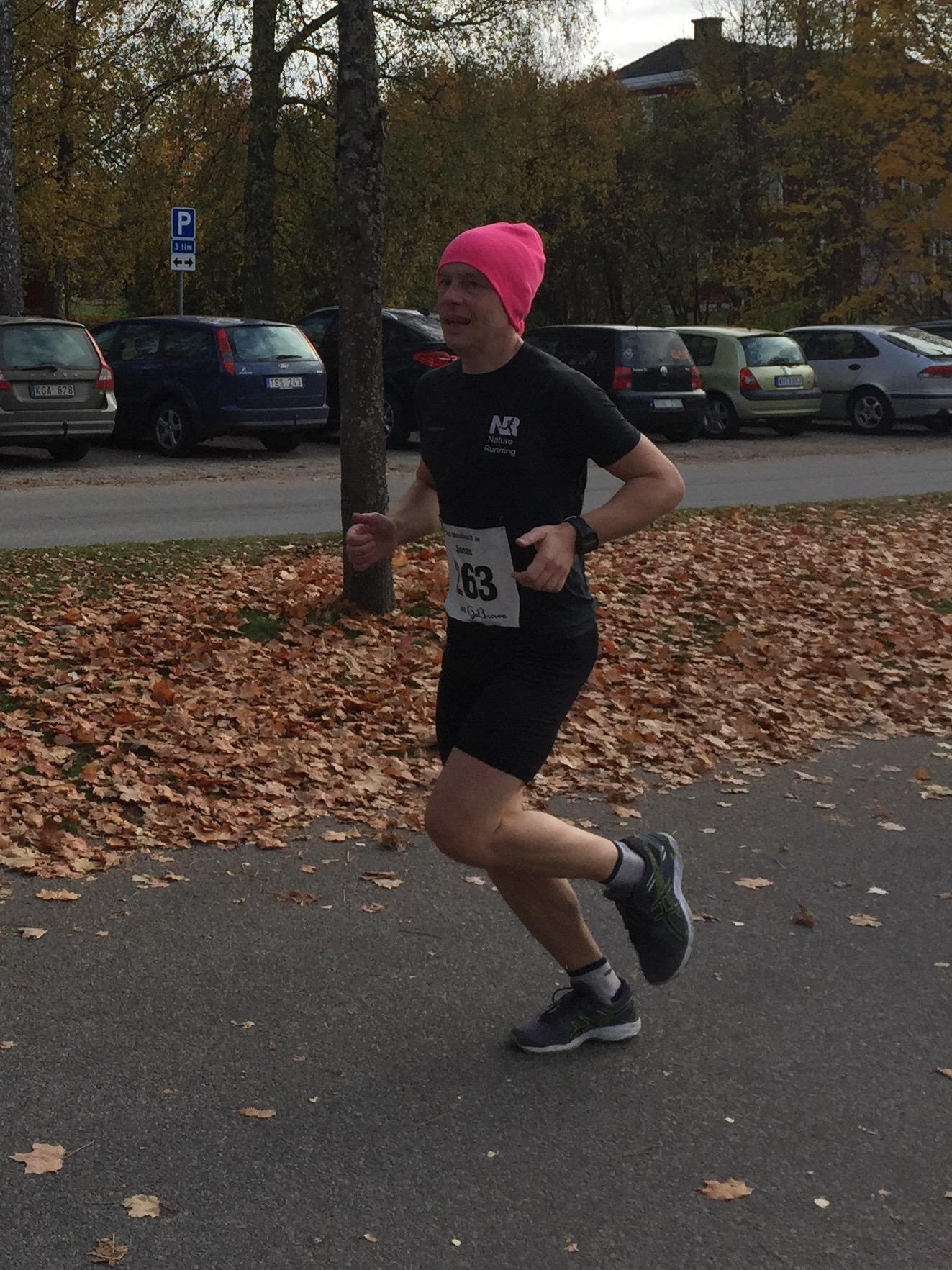 öka hastigheten löpning